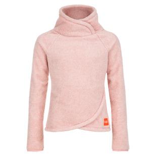 Hazel - Girls' Fleece Sweater