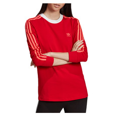 3-Stripes - Women's Long-Sleeved Shirt