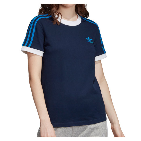 ADIDAS ORIGINALS 3 Stripes T shirt pour femme