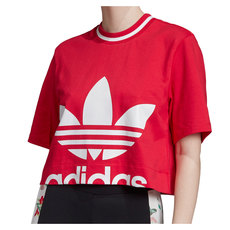 Cropped Tee - T-shirt pour femme
