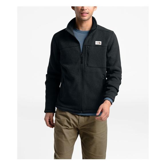 Gordon Lyons - Men's Polar Fleece Full-Zip Jacket