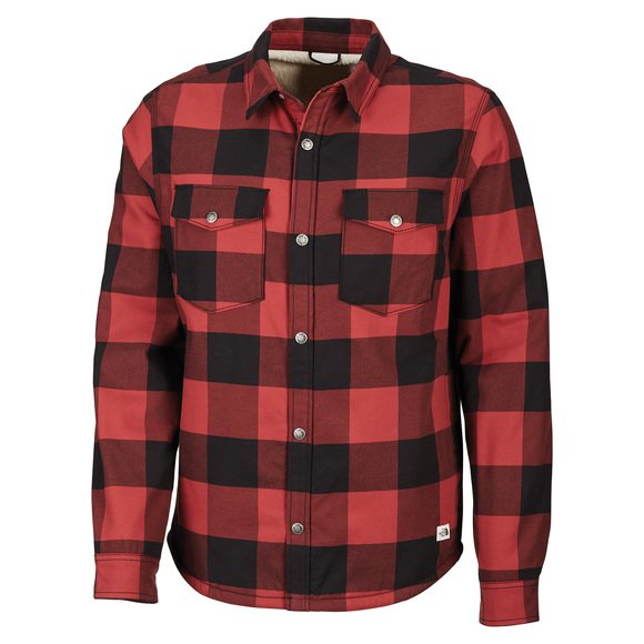 Campshire - Men's Long-Sleeved Shirt