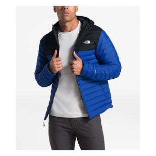 Stretch Down Hoodie - Manteau en duvet pour homme