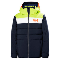 Cyclone Jr - Boys' Hooded Winter Jacket