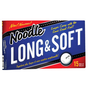 Long & Soft - Balles de golf