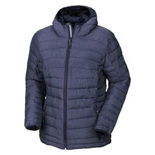 Jordy - Manteau à capuchon isolé pour femme