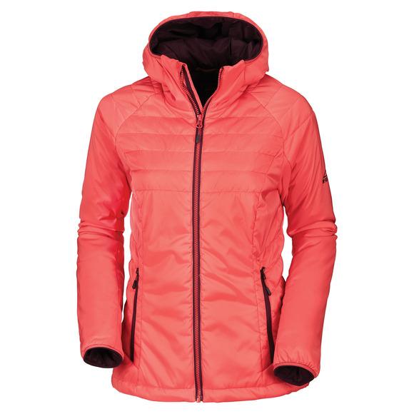 Teide - Women's Hooded Insulated Jacket
