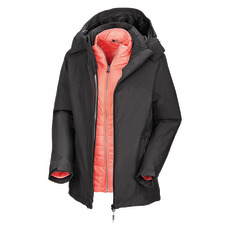 Aneli - Women's 3-in-1 Insulated Jacket