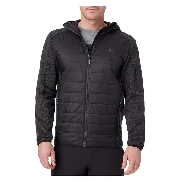 Calbuco - Manteau à capuchon pour homme