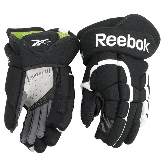 7k nylon - Senior Hockey Gloves