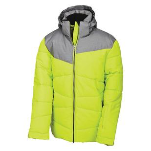 Egon - Manteau isolé à capuchon pour garçon