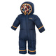 Snuggly Bunny - Toddlers' Down Insulated Snowsuit  - 0