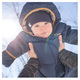 Snuggly Bunny - Toddlers' Down Insulated Snowsuit  - 2