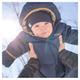 Snuggly Bunny - Habit de neige en duvet pour bébé   - 2