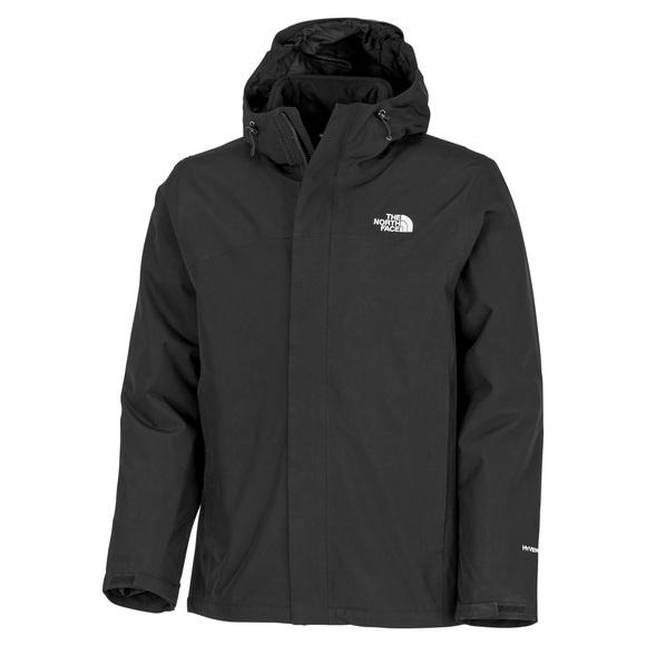 Moray Triclimate - Manteau isolé 3 en 1 pour homme