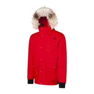 Keele - Manteau isolé en duvet pour homme