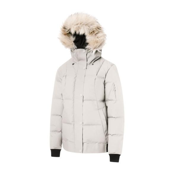 Keele - Women's Down Insulated Jacket