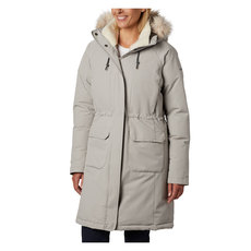 South Canyon Down Parka - Manteau isolé en duvet pour femme