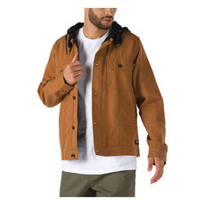 Precept Hooded Trucker - Men's Hooded Jacket