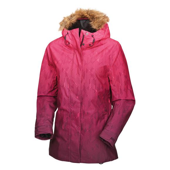 Glory SE - Manteau isolé pour femme