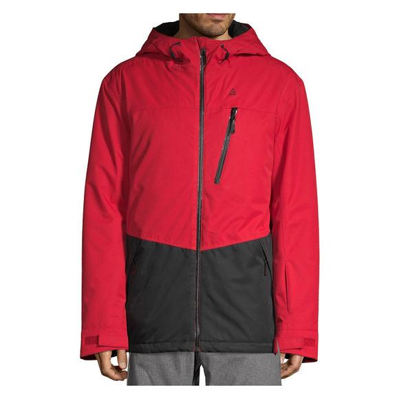 Highball - Manteau d'hiver à capuchon pour homme