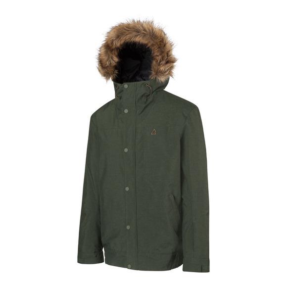 Backside Bomber - Manteau isolé pour homme