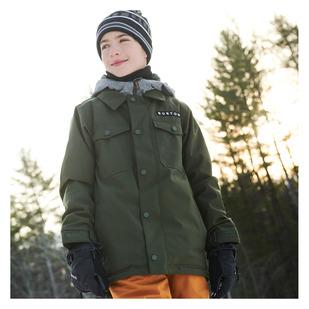 Uproar Jr - Manteau à capuchon pour garçon