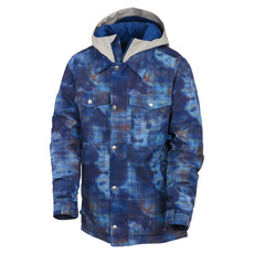 Uproar Jr - Boys' Hooded Jacket