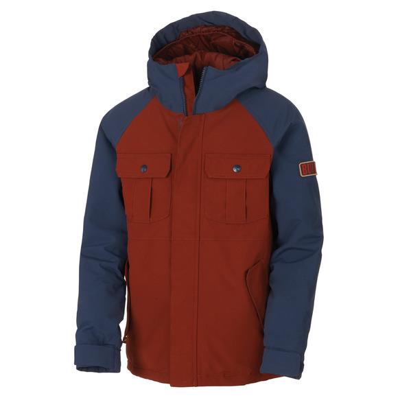 Fray Jr - Boys' Winter Jacket