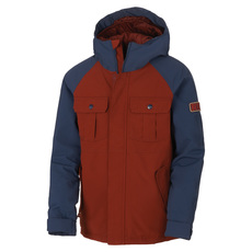Fray Jr - Boys' Hooded Jacket