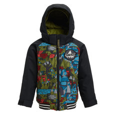Minishred Gameday Bomber - Boys' Hooded Jacket