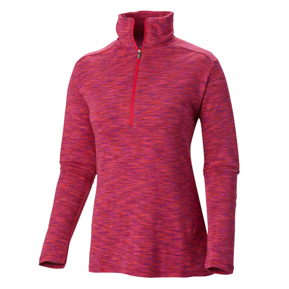 Outerspaced - Women's Half-Zip Sweater