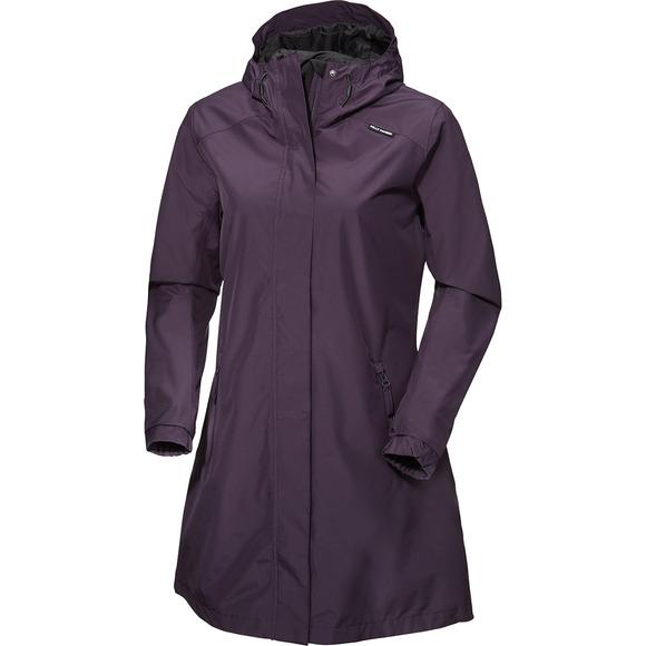 Valkyrie - Manteau de pluie à capuchon pour femme