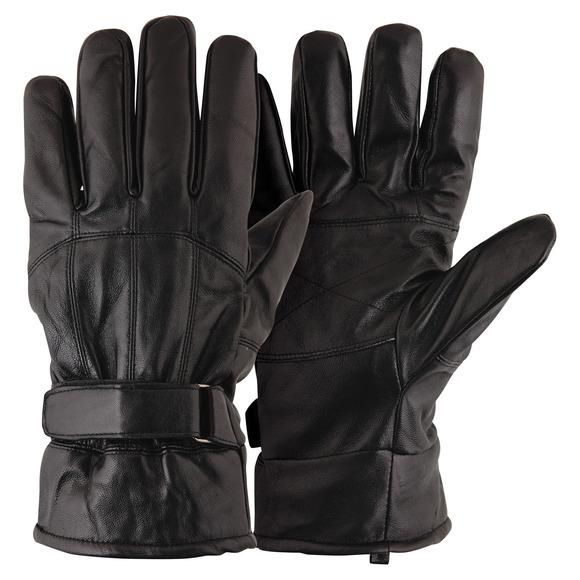 6B643 - Men's Leather Gloves