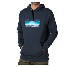 Nord Graphic Pull Over - Chandail à capuchon pour homme