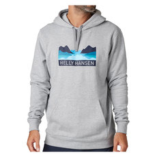 Nord Graphic Pull Over - Men's Hoodie