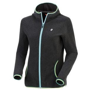 Sky - Women's Polar Fleece Sweater