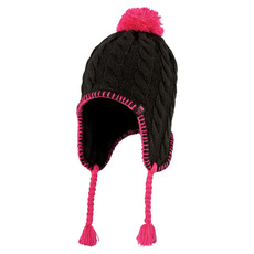 Fuzzy Jr - Girls' Peruvian Tuque