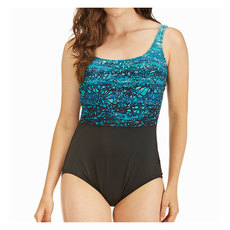 Arctic Aqua Tank - Women's Aquafitness One-Piece Swimsuit