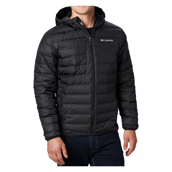 Lake 22 - Men's Hooded Down Jacket