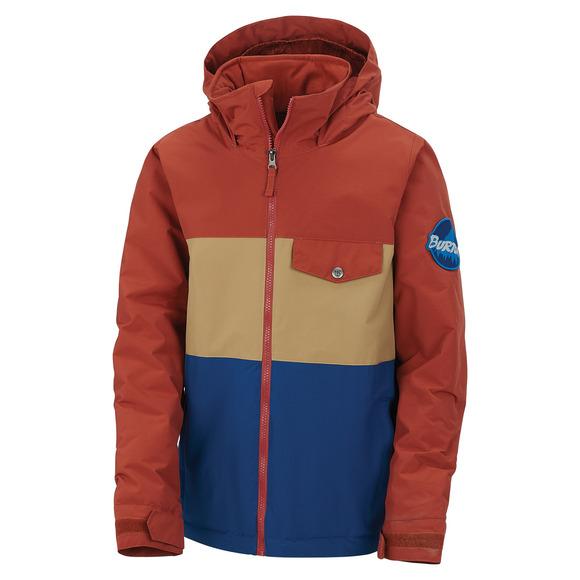 Can Symbol Jr - Boys' Winter Jacket