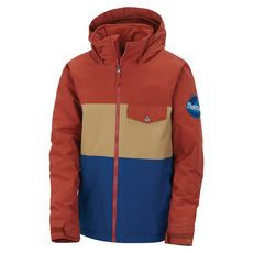 Can Symbol Jr - Boys' Winter Jacket
