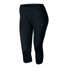 Essential Plus Size - Women's 7/8 Running Tights