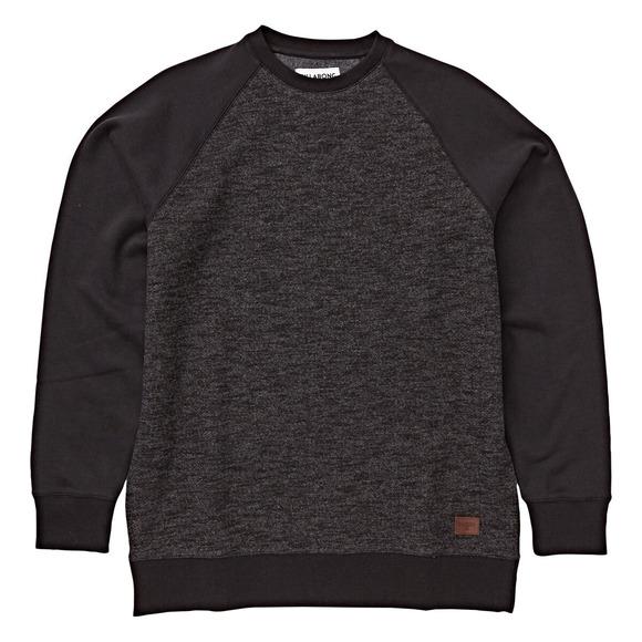Balance Crew - Men's Fleece Sweatshirt
