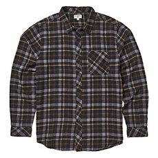 Freemont - Men's Flannel Long-Sleeved Shirt