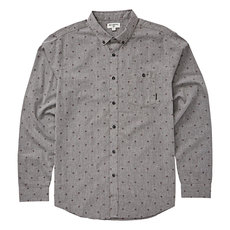 All Day Jaquard - Men's Long-Sleeved Shirt