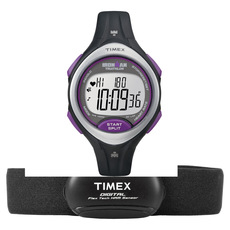 Ironman Road Trainer - Digital Heart Rate Monitor/Stopwatch