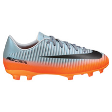 Mercurial Vapor XI CR7 FG Jr - Junior Outdoor Soccer Shoes