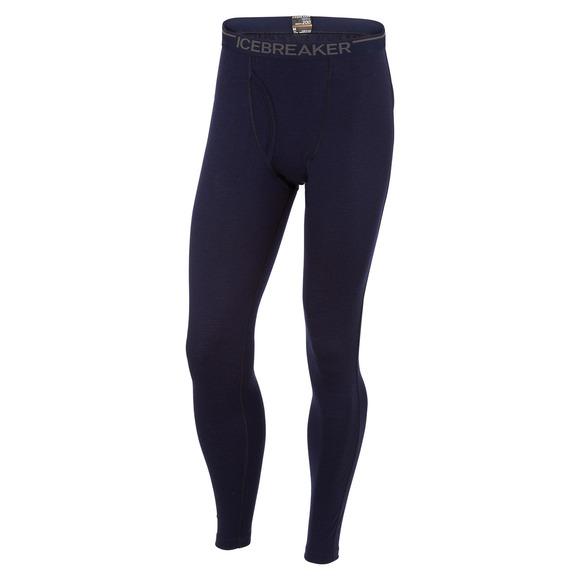 Oasis - Legging de sous-vêtement en laine mérinos pour homme