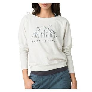Graphic - Women's Long-Sleeved Shirt